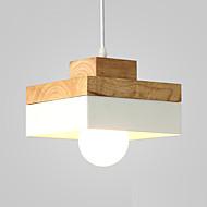 billiga Belysning-OYLYW Geometriskt Hängande lampor Fluorescerande - Ministil, 110-120V / 220-240V Glödlampa inte inkluderad / 0-5㎡ / E26 / E27
