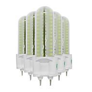 baratos Luzes LED de Dois Pinos-ywxlight® 10w g12 led bi-pin lights 104 smd 2835 850-950 lm branco quente branco frio branco decorativo 220-240 v