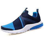 メンズ-アウトドア アスレチック カジュアル-繊維-フラットヒール-コンフォートシューズ カップルの靴-スニーカー-