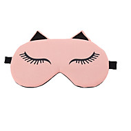 cheap -1PC Ice Compress Travel Travel Eye Mask / Sleep Mask Travel Rest Breathability Foldable Portable Static-free Sun Protection Plastic