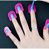 26 pcs Outil Nail Art Pour Ongle de Doigt Conception spéciale Manucure Manucure pédicure simple / Classique / Chic & Moderne Quotidien