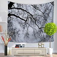 preiswerte -Wand-Dekor 100% Polyester Mit Mustern Wandkunst