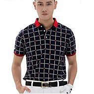 Herrn Kurzarm Golf Golfspiel