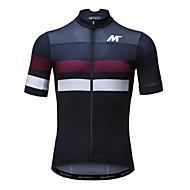 hesapli MYSENLAN®-Mysenlan Bisiklet Forması Erkek Kısa Kollu Bisiklet Forma Üstler Bisiklet Elbiseleri Hızlı Kuruma Nefes Alabilir Moda Bisiklete