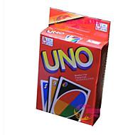 Brætspil Kortspil UNO Plast Stk. Unisex Børne Gave