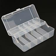 ラッピングボックス/ギフトボックス タックルボックス タックルボックス 2 トレイ*10cm*6 プラスチック