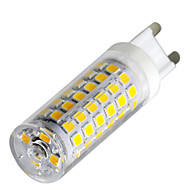 YWXLight® Dimmable 9W G9 LED Bi-pin Lights 88LED 2835SMD 750-850lm Warm White Cold White Natural White 2800/4000/6000K 220V