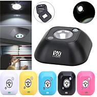 ywxlight® sem fio duplo indução pir sensor de movimento infravermelho sensor de corpo de teto luz noturna varanda porch