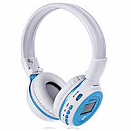 Zealot b570 bezdrátový bluetooth v4.0 sluchátka 3.5mm led displej stereo hudba čelenka sluchátka s fm rádiem tf slot