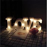 ウェディングベル用ユニークデコレーション 基板+ LED / ポリエチレン / 混合材 結婚式の装飾 結婚式 / パーティー / 記念日 クラシックテーマ オールシーズン
