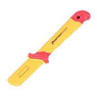 Sheffield s150005 izolovaný kabelový řezací stroj dvoubarevný kabelový řezačka odizolovací nůž vde lanový nůž na loupání / 1