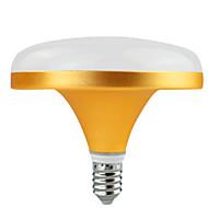 billige Globepærer med LED-30W 2400 lm E27 LED-globepærer 72 leds SMD 5730 Varm hvit Kjølig hvit AC220