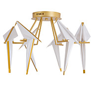 billige Takbelysning og vifter-Kunstnerisk / Land Takplafond Omgivelseslys - Mini Stil / designere, 220-240V LED lyskilde inkludert