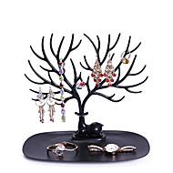 tanie Przechowywanie biżuterii-naszyjnik uchwyt bransoletka stojak biżuteria organizer biżuteria drzewo ozdobne poroże jelenia design