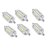 billige Kornpærer med LED-5W 150 lm LED-kornpærer 36 leds SMD 2835 Varm hvit Kjølig hvit AC110-240 110-120 AC 220-240V