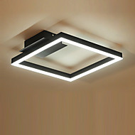 cheap Ceiling Lights-Flush Mount 32W Modern/Contemporary for LED Metal Living Room Bedroom Dining Room Study Room/Office Kids Room