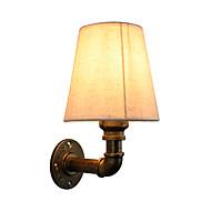 AC 220-240 AC 110-130 4 E26/E27 LED Oljeinnsatt bronse Trekk for LED Pære inkludert,Atmosfærelys Vegglampe