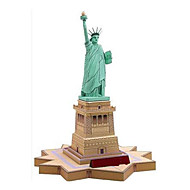 3D puzzle Papirnata maketa Umijeće papira Építőjátékok Toranj Poznata zgrada Arhitektura 3D Uradi sam Klasik Uniseks Poklon
