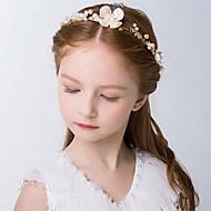 cheap Kids' Accessories-Girls' Hair Accessories, All Seasons Alloy White
