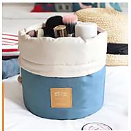 旅行用洗面道具バッグ 化粧ポーチ 小物収納用バッグ 折り畳み可 のために クロス ナイロン 17*23