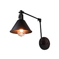 AC 220-240 AC 110-130 4 E26/E27 Rustikk/ Hytte Antikk LED Maleri Trekk for LED Pære inkludert,Nedlys Vegglampe