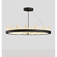 Moderne og kontraherende stil gjenopprette gamle måter amerikansk krystall lampe lys ny klassisk personlighet av luksus buffet restaurant