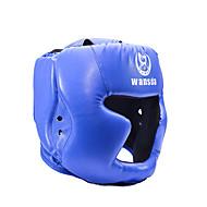 Pokrývka hlavy Helma na box Taekwondo Box Fitness Sanda Smíšená bojová umění Muay Thai Prodyšné Odolný vůči nárazu Nastavitelné Ochranný