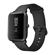 cheap Back to School Sale-Original Xiaomi Huami AMAZFIT Smartwatch Global Version IP68 Waterproof Heart Rate Monitor with Corning Gorilla Glass Screen