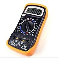 1 x zkušební vedení, 1 x měřidlo, 1 x manuální měření& kontrolní zařízení