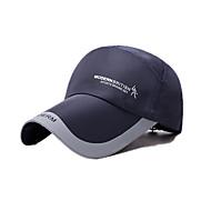billige -Hat Visirer Unisex Svedtransporende Justérbar / Udtrækkelig Afslappet/Hverdag for Vej Cykling Campering & Vandring Fritidssport Løb Rejse
