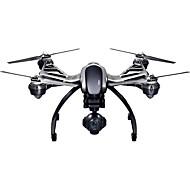 RC Drone Q500 4K 3 Akse 2.4G Med 1080P HD-kamera Fjernstyret quadcopter FPV LED Lys Fejlsikker Med kamera Fjernstyret Quadcopter