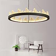 billige Taklamper-Takplafond Omgivelseslys - Krystall, Moderne / Nutidig, 110-120V 220-240V, Varm Hvit, Pære Inkludert