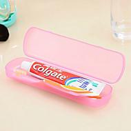 Travel Outdoor Toothbrush Toothpaste Storage Box