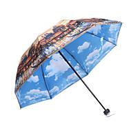 pilvi kuvio musta geeli aurinkovarjo aurinko sateenvarjo luova uv suojelu sateenvarjo