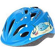 Crianças Capacete Húmido Durável Peso Leve Respirável Capacete Ciclismo de Montanha Ciclismo de Estrada Ciclismo Patinação no Gelo Skate