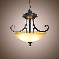 billige Takbelysning og vifter-3-Light Inverted Anheng Lys Omgivelseslys 110-120V / 220-240V Pære ikke Inkludert / 5-10㎡ / E26 / E27