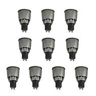 billige Spotlys med LED-7W 780 lm GU10 LED-spotpærer 1 leds COB Dekorativ Varm hvit Kjølig hvit AC85-265