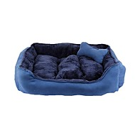 Dog Bed Pet Baskets Coffee Red Blue Khaki Random Color