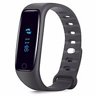 tanie Inteligentne zegarki-Inteligentna bransoletkaWodoszczelny Długi czas czuwania Spalone kalorie Krokomierze Rejestr ćwiczeń Sportowy Ekran dotykowy