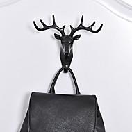 Zvířata Klasický motiv Plast Starožitný,Hooks Dekorativní doplňky