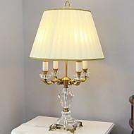 billige Lamper-Tiffany Krystall Bordlampe Til Metall 220-240V