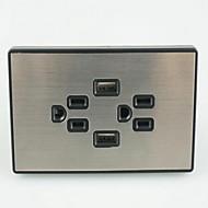 Steckdosen PP Mit USB-Ladegerät Steckdose 12*7*4.4