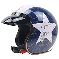 Polu-kaciga Izdržljiv Protiv klizanja Otporna na udarce Motocikl Kacige