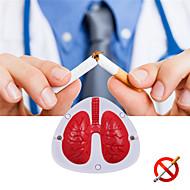 parar de fumar cigarro charuto cinzeiro ash bandeja tosse gritando cinzeiros do charuto de pulmão (cor aleatória)