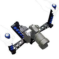Asj-kamera ramenní stabilizátor dv multifunkční transformátor tlumič nárazů slr stabilizátor kamery