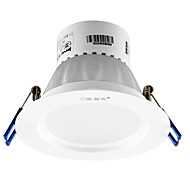 billige Innfelte LED-lys-1pc 4 W lm 14 LED perler Led-Nedlys Varm hvit 220 V / CE / 80