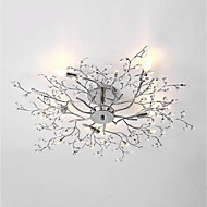 cheap Ceiling Lights-Flush Mount Ambient Light - Bulb Included, Chic & Modern, 110-120V 220-240V Bulb Included