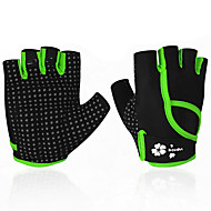 cheap Cycling Gloves-BOODUN® Sports Gloves Bike Gloves / Cycling Gloves Wearable Wearproof Article Glances Protective Fingerless Gloves Synthetic Textile
