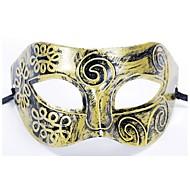 ハロウィン用マスク 仮面舞踏会用マスク クリスマスギフト おもちゃ おもちゃ 高級ABS樹脂 ホラーテーマ 小品 男女兼用 ハロウィーン ギフト
