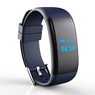 tanie Inteligentne zegarki-Inteligentne Bransoletka Ekran dotykowy Pulsometr Wodoszczelny Spalone kalorie Krokomierze Anti-lost Pomiar ciśnienia krwi Długi czas